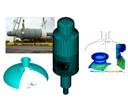 FEA of components of pressurised equipment (I)